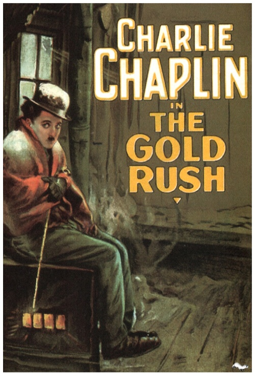 The Gold Rush / Треска за злато (1925)