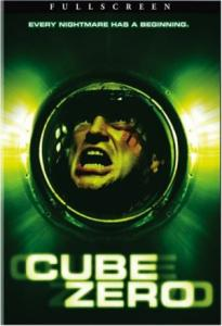 Cube Zero / Кубът на страха 3 (2004)