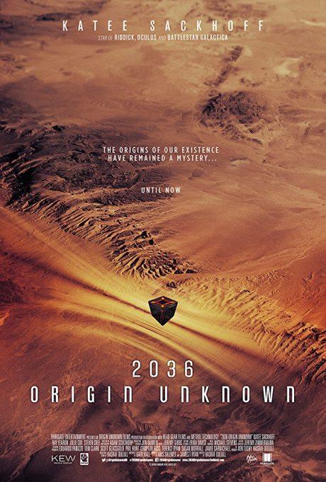 2036 Origin Unknown / 2036 Произход : Неизвестен (2018)