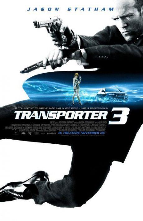 Transporter III / Транспортер 3 (2008)