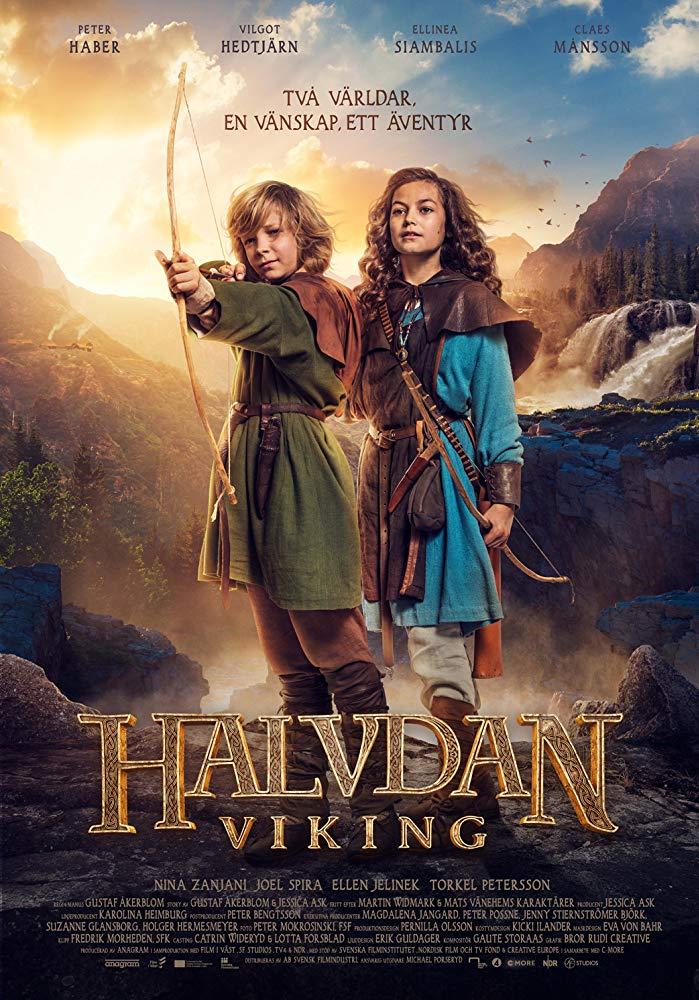 Halvdan Viking / Малкият викинг [2018]