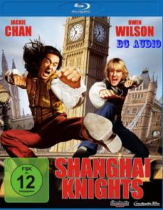 Shanghai Knights / Шанхайски рицари (2003)