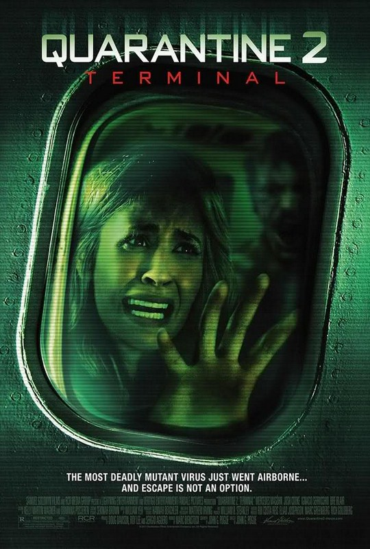 Quarantine 2 : Terminal / Карантина 2 : Терминал (2011)