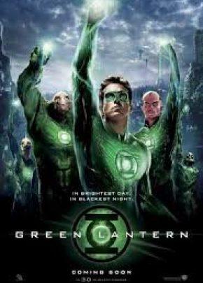 GREEN LANTERN  / ЗЕЛЕНИЯТ ФЕНЕР (2011) BG AUDIO