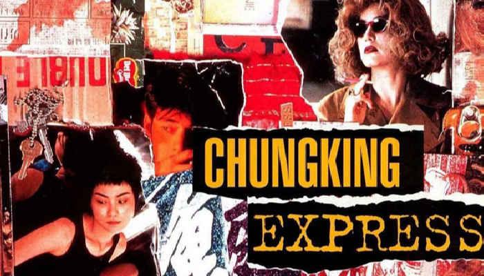 Chung Hing sam lam / Чункин експрес / Chungking Express (1994)