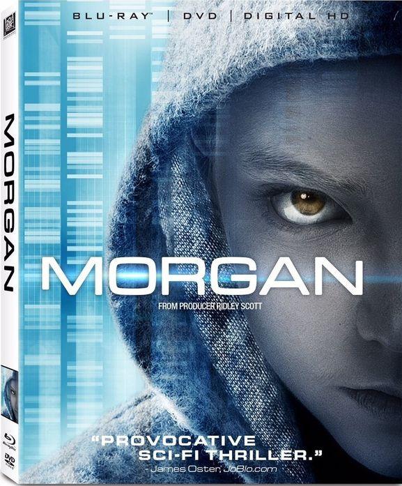 Morgan / Морган (2016)