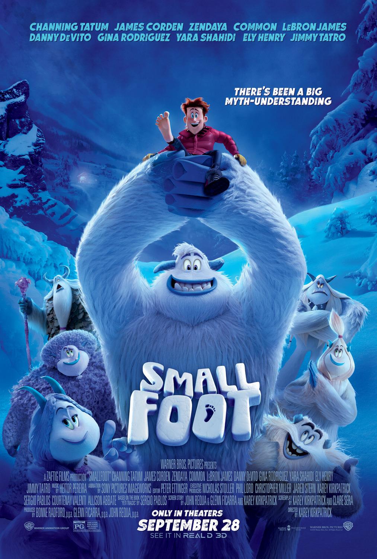 Smallfoot / Малката стъпка (2018)