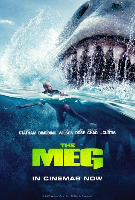 The Meg / Мега звяр / Мегалодон (2018)