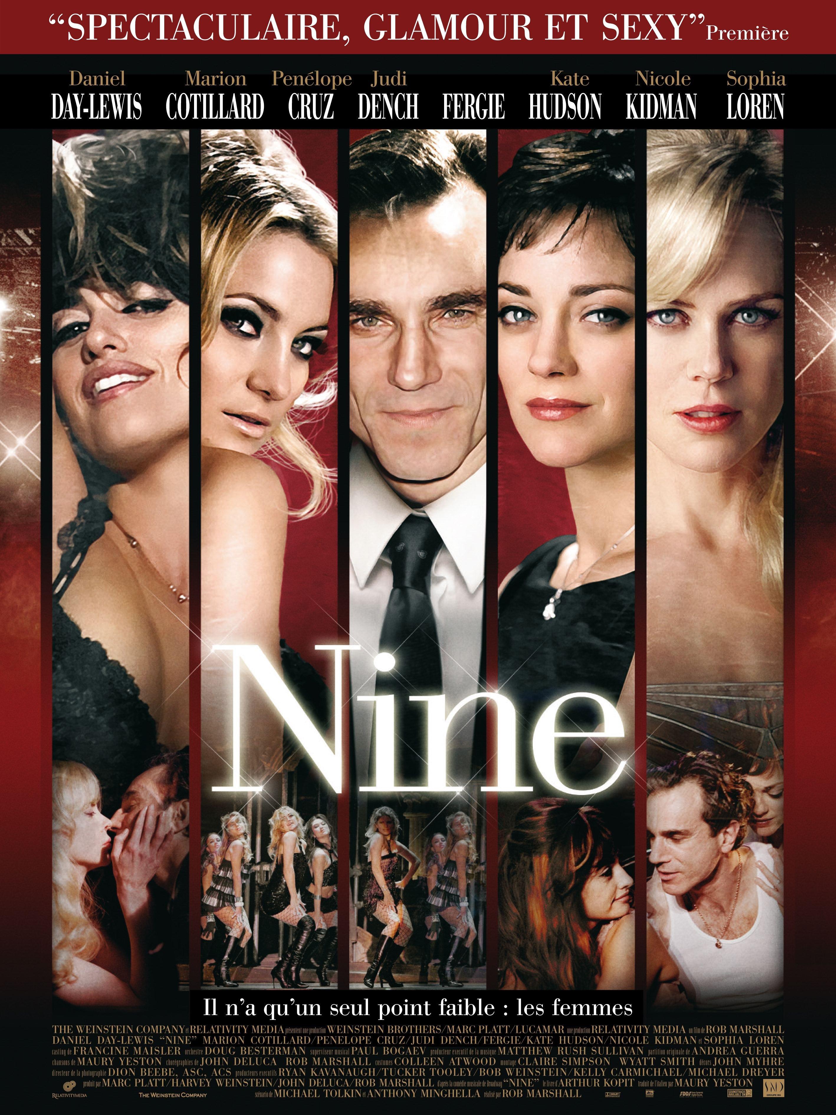 Nine / Девет (2009)