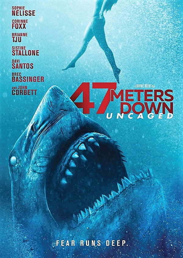47 Meters Down: Uncaged / 47 метра дълбочина II (2019)