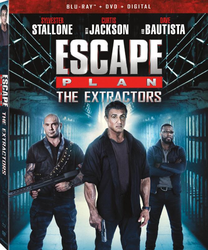 Escape Plan: The Extractors / Невъзможно бягство 3 (2019)