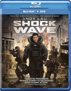 Shock Wave / Ударна вълна (2017)