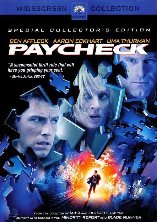 Paycheck / Заплащането (2003)