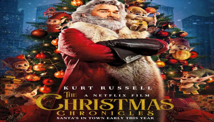 The Christmas Chronicles / Коледните хроники (2018)