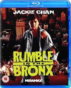 Rumble in the Bronx / Сблъсък в Бронкс (1995)
