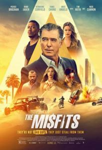 The Misfits / Обир по джентълменски (2021)