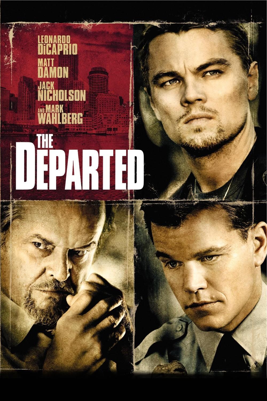 The Departed / От другата страна (2006)