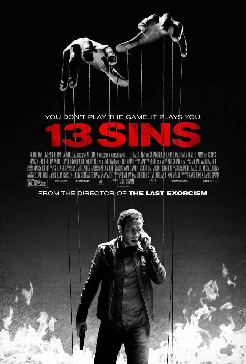 13 Sins / 13 Гряха (2014)