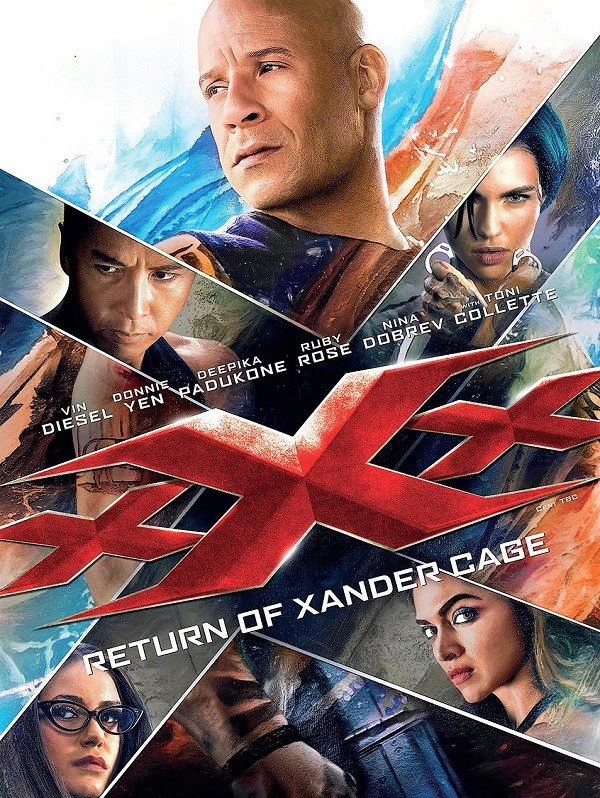 xXx: Return of Xander Cage / Трите хикса: Отново в играта (2017)