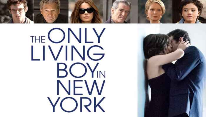 The Only Living Boy in New York / Самотен в Ню Йорк (2017)