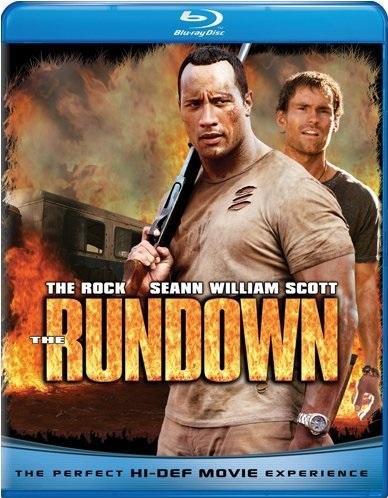 The Rundown / Добре дошли в джунглата (2003)