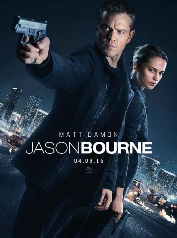 Jason Bourne / Джейсън Борн (2016)