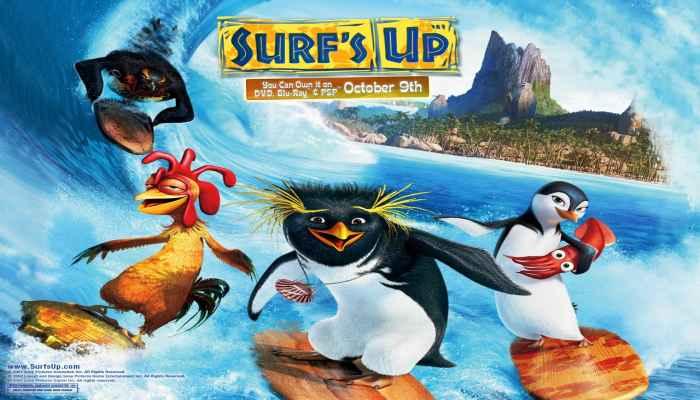 Surf's Up / Всички на сърф (2007) BG Audio