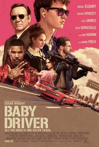 Зад волана / Baby Driver (2017)