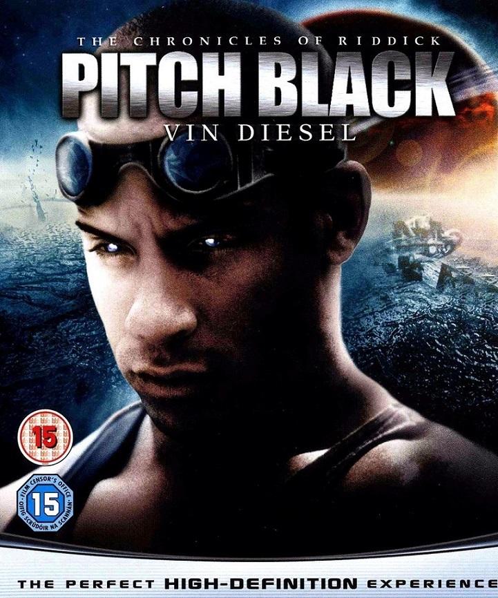 Pitch Black / Пълен Мрак (2000)
