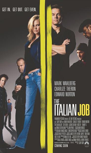 The Italian Job / Италианска афера (2003)