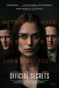 Official Secrets / Държавни тайни (2019)