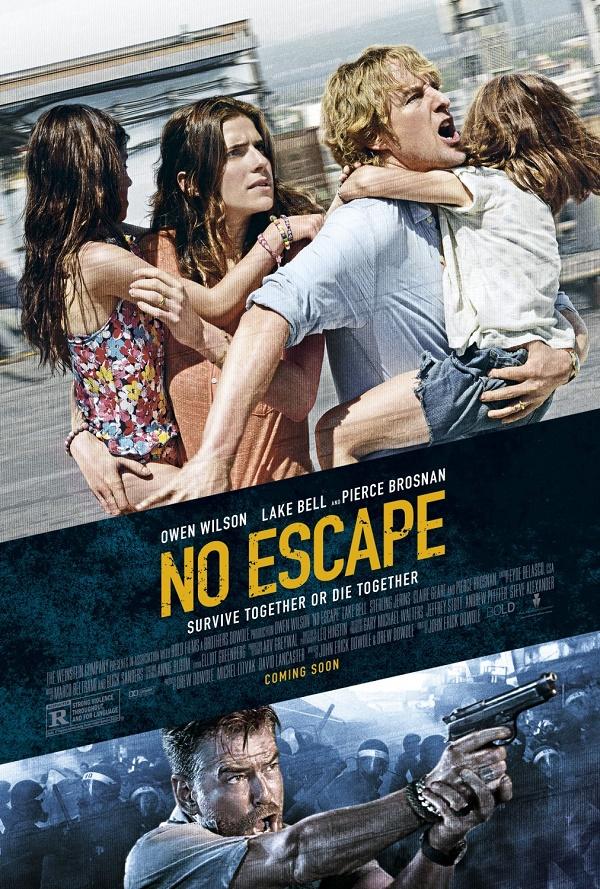 No Escape / Превратът (2015)