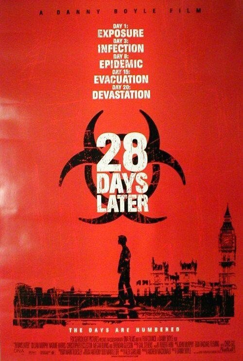 28 Days Later / 28 дни по-късно (2002)