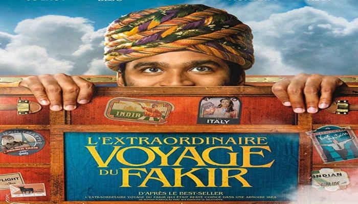The Extraordinary Journey of the Fakir / Невероятното пътешествие на факира (2018)
