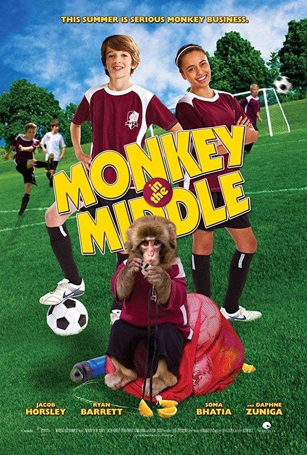 Monkey in the Middle / Маймунски работи (2014)