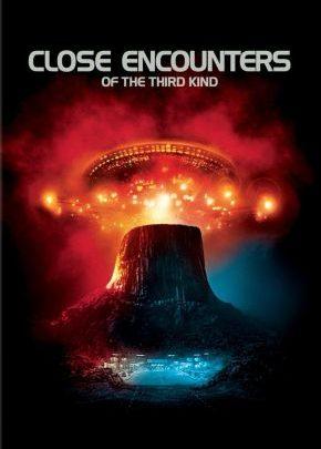 Close Encounters of the Third Kind  / Близки срещи от третия вид (1977).