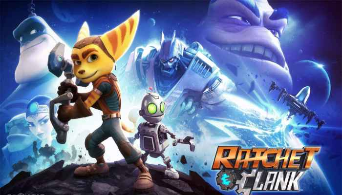 Ratchet & Clank / Ратчет и Кланк (2016) BG Audio