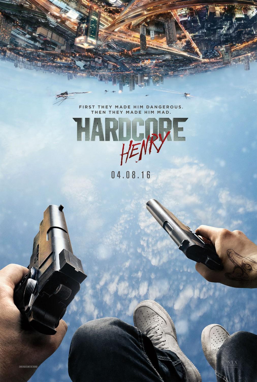 Hardcore Henry / Хардкор (2015)
