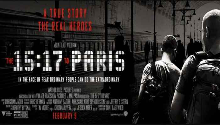 The 15:17 to Paris / 15:17 до Париж (2018)
