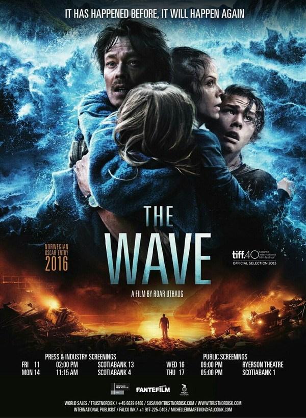 Bolgen / Вълната / The Wave (2015)