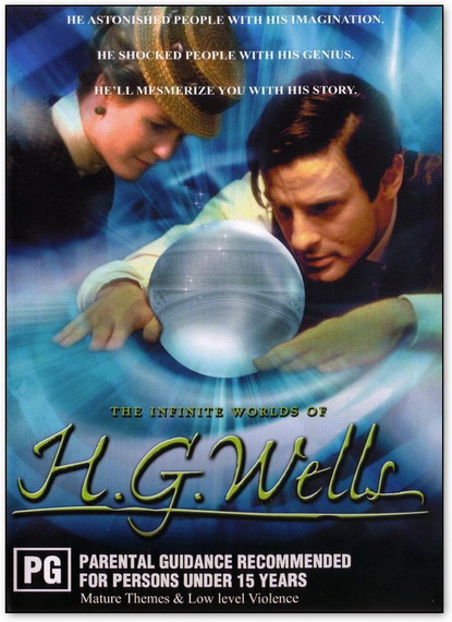 The Infinite Worlds of H.G. Wells / Безкрайните светове на Хърбърт Уелс - част 2