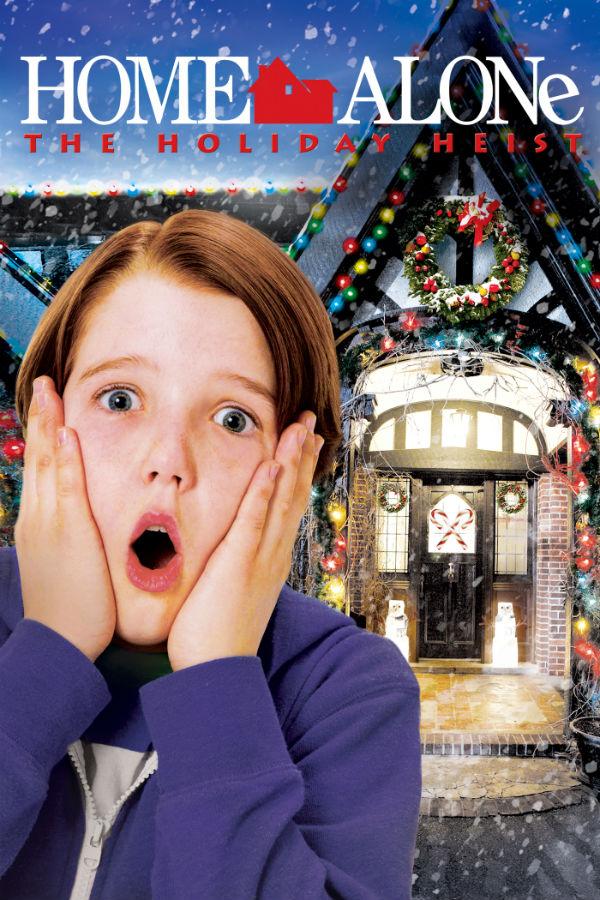 Home Alone: The Holiday Heist / Сам вкъщи 5: Коледен обир (2012)