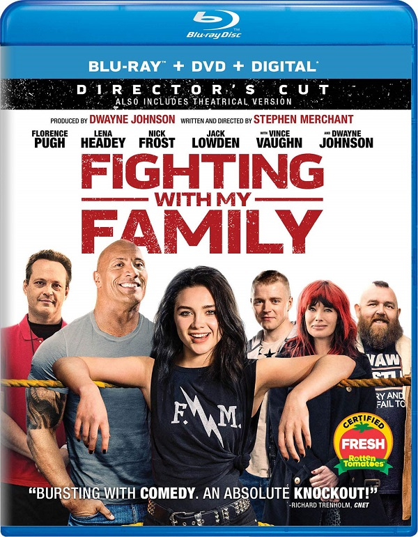 Fighting with My Family / Семейни кютеци (2019)