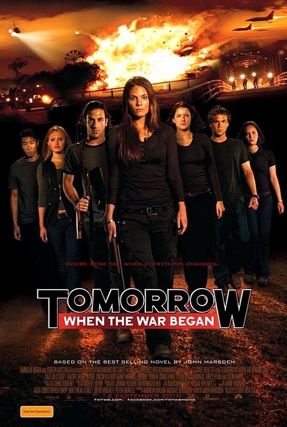 Tomorrow, When The War Began / Утре, когато войната започне (2010)