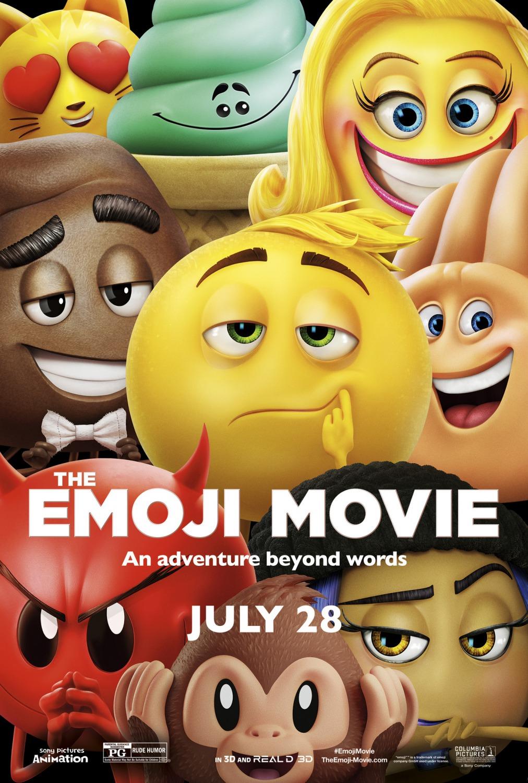 The Emoji Movie / Емоджи: Филмът (2017)