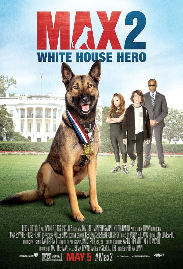 Max 2: White House Hero / Макс 2 (2017)