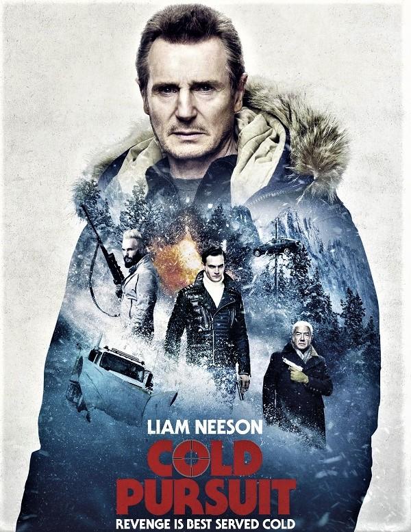 Cold Pursuit / Студено отмъщение (2019)