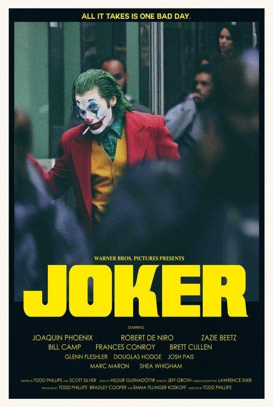 Joker / Жокера (2019)