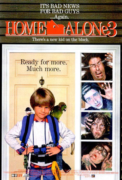 Home Alone 3 / Сам в къщи 3 (1997)