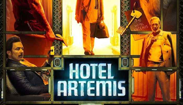 "Hotel Artemis / Хотел ""Артемида"" (2018)"